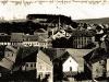 Pohled ze střechy kostela