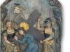 II. zastavení - Ježíš bere na sebe kříž