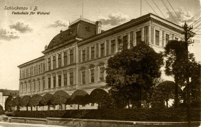Tkalcovská škola, nyní lesnická