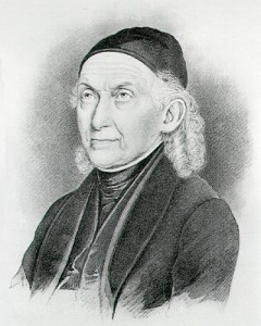 Friedrich Egermann - obrázek převzat z www.luzicke-hory.cz