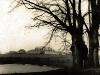 Pohled od Lučního rybníka