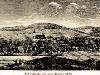 Pohled z Křížového vrchu 1838