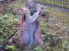 klečící Kristus v Getsemanské zahradě
