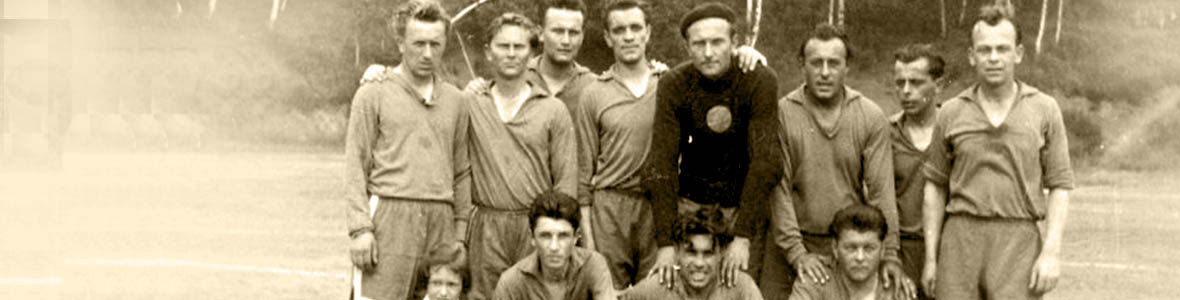 Ze sportovní historie